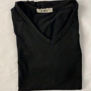 Shirts - The Classic Short Sleeve V-Neck